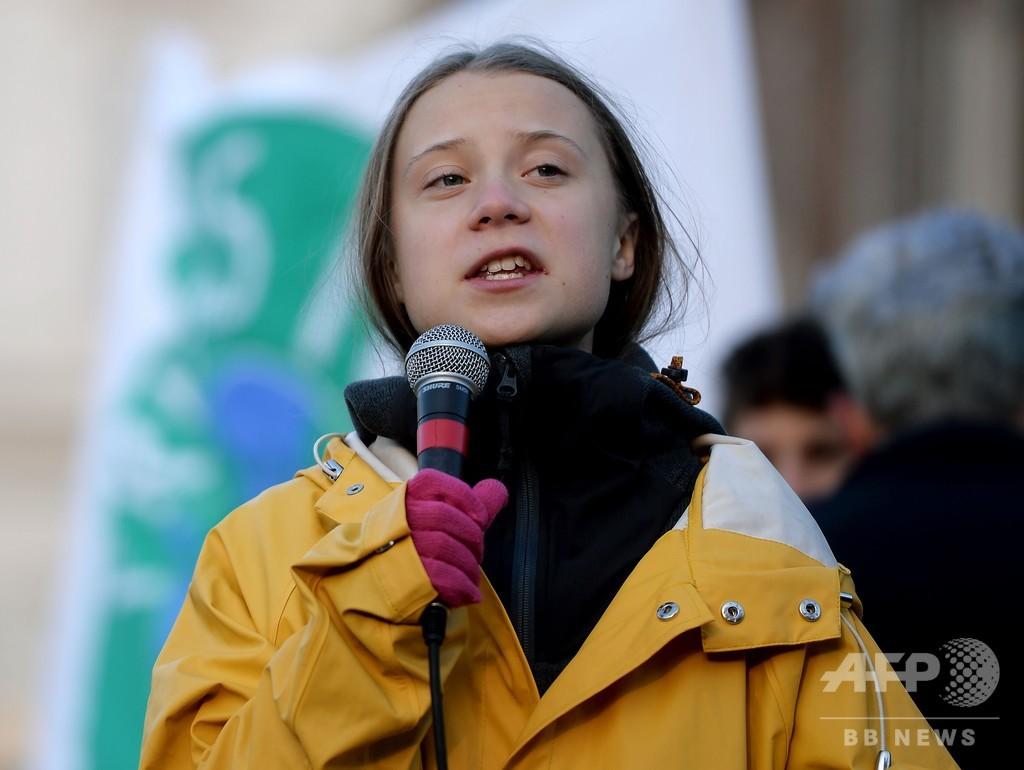 COP25、会期延長 夜通し協議 グレタさん「明日はないものと思って行動を」