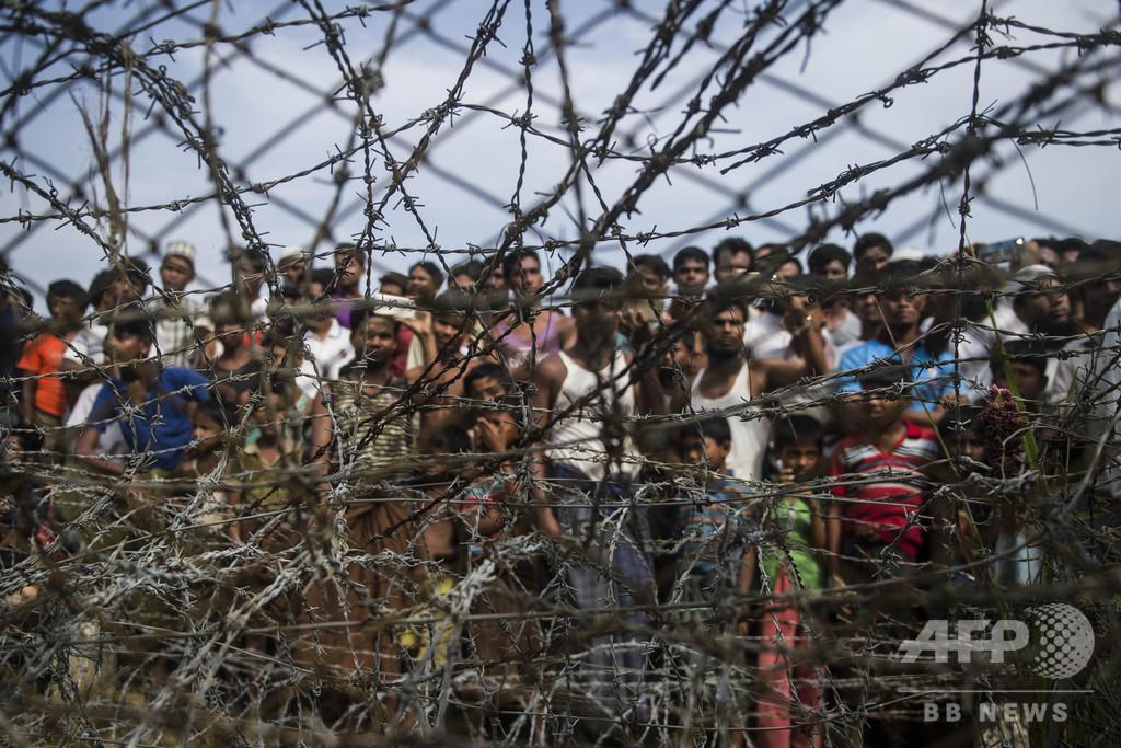 ロヒンギャ迫害、国際刑事裁判所が正式捜査を開始