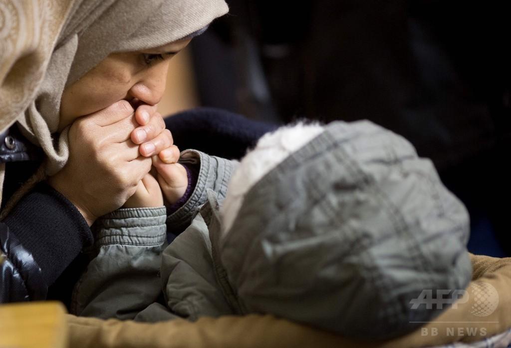 「難民受け入れは年間20万人が限界」独バイエルン州首相