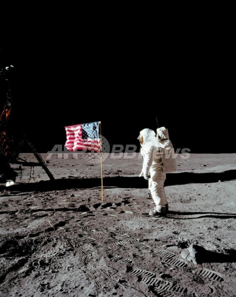 月面着陸40周年、「映画セット撮影説」に改めて反論