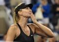 シャラポワ、リシキ退け16強入り 全米オープン