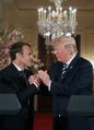 米仏、新たなイラン核合意を推進へ 両大統領が表明