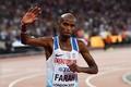 ファラー、最後は2冠逃す エドリスが男子5000m優勝