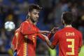 スペインがボスニアに勝利、21歳MFに初ゴールも内容に不安残す
