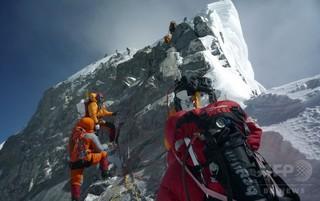 エベレスト登山者の無事を祈り続け…ネパールの高僧が死去
