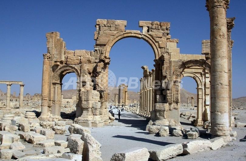 シリアの6つの世界遺産、全て「...