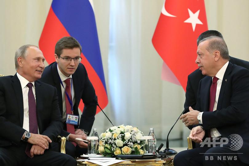 トルコとロシアの不一致でイドリブ攻撃遅れる?「数週間はない」とトルコ高官