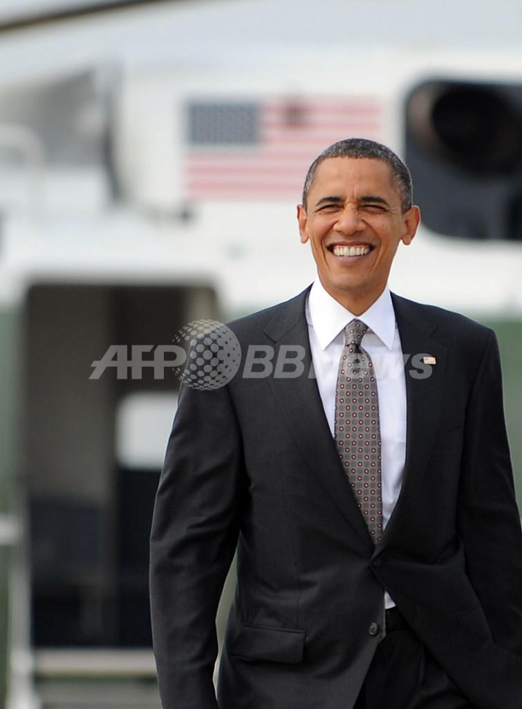 オバマ大統領は「外国生まれ」、米国人の4人に1人が回答