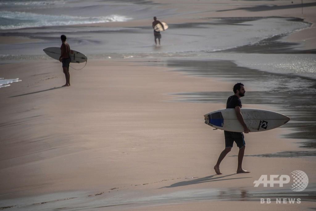 ブラジルのコロナ死者、3万人超え 感染拡大続く