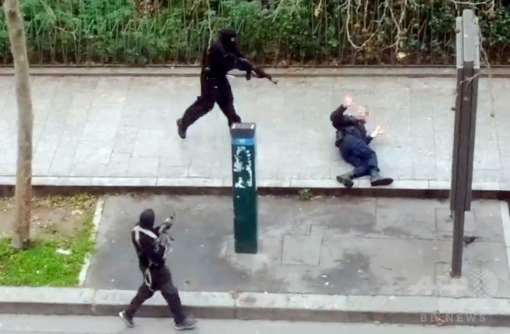 イスラム国戦闘員との親交も… 仏紙襲撃容疑者、過激派関与の過去