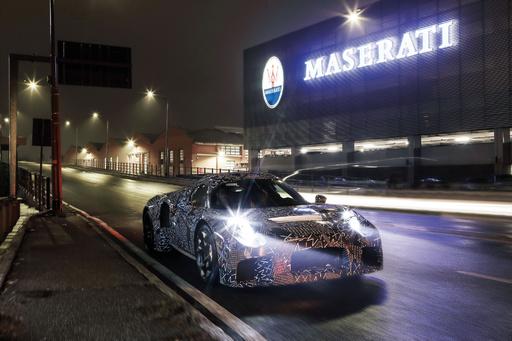 マセラティの終わりと始まりをめぐる旅</br>モデナ工場改修工事と新型車発表