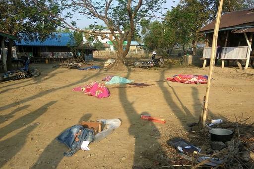 ミャンマー・ラカイン州で武装勢力の襲撃、警察官9人死亡