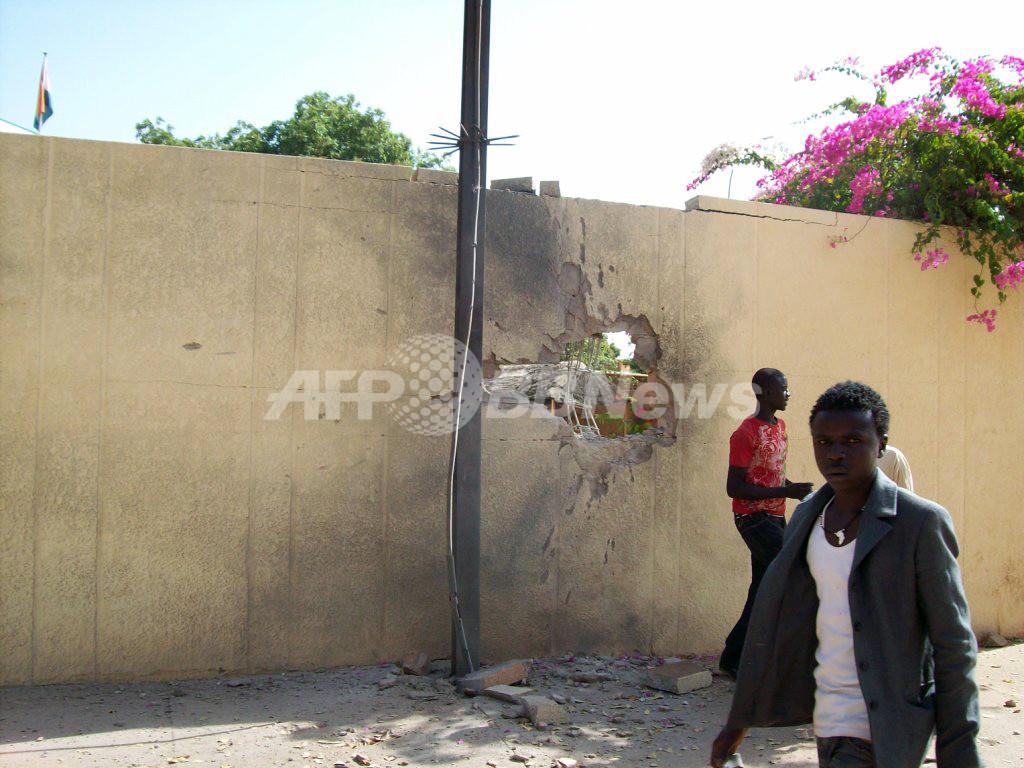 ニジェールでクーデター、「民主主義の回復を」