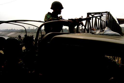 バングラ兵士、ロヒンギャ難民の12歳少女をレイプか 軍が調査へ