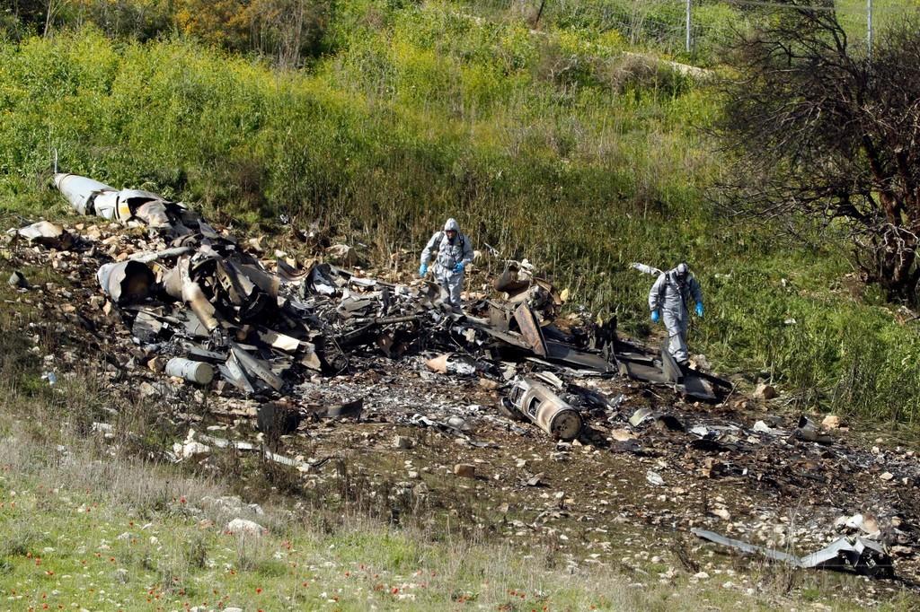イスラエル軍、「シリア国内のイラン拠点」に2回の空爆