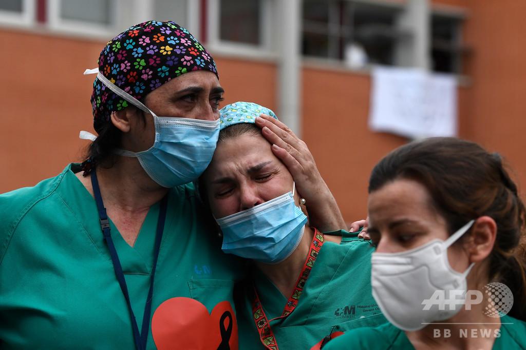 苦闘、恐怖、悲痛… 新型コロナ最前線で闘う医療従事者たちの現状