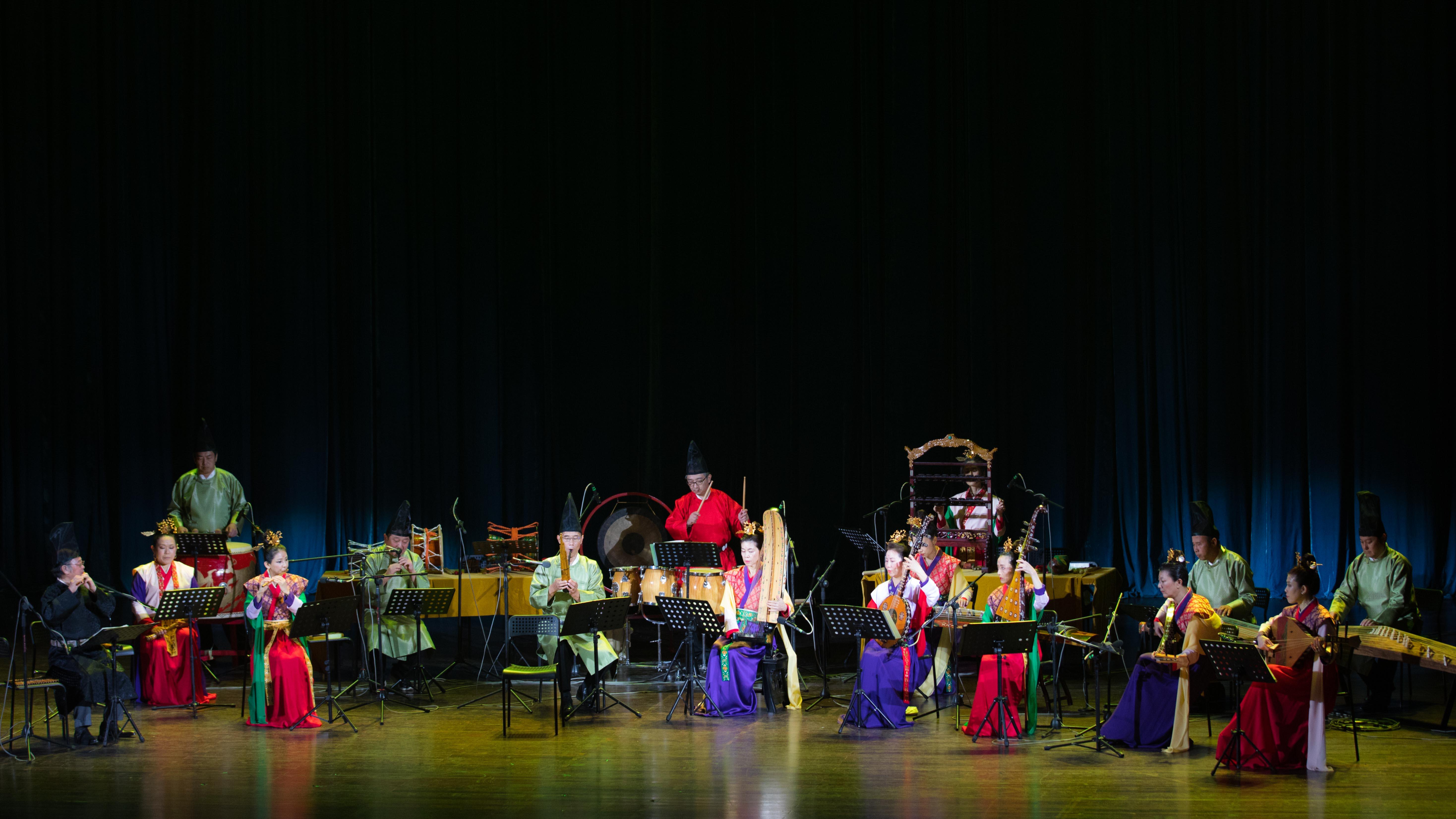 中国海口市で正倉院復元楽器の音楽会 中日韓の音楽家が共演