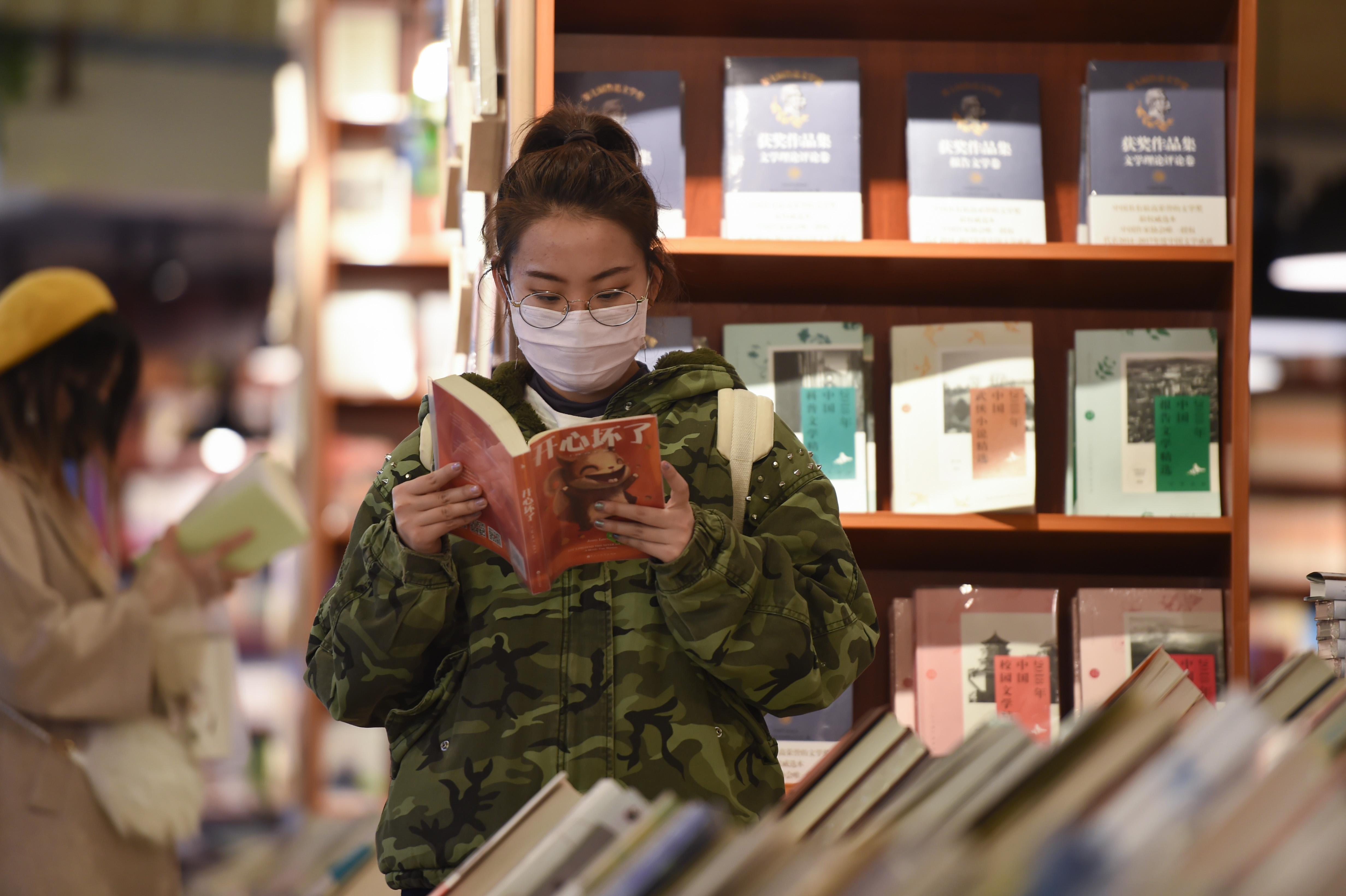 読書の春到来 書店が続々と営業再開 内モンゴル自治区