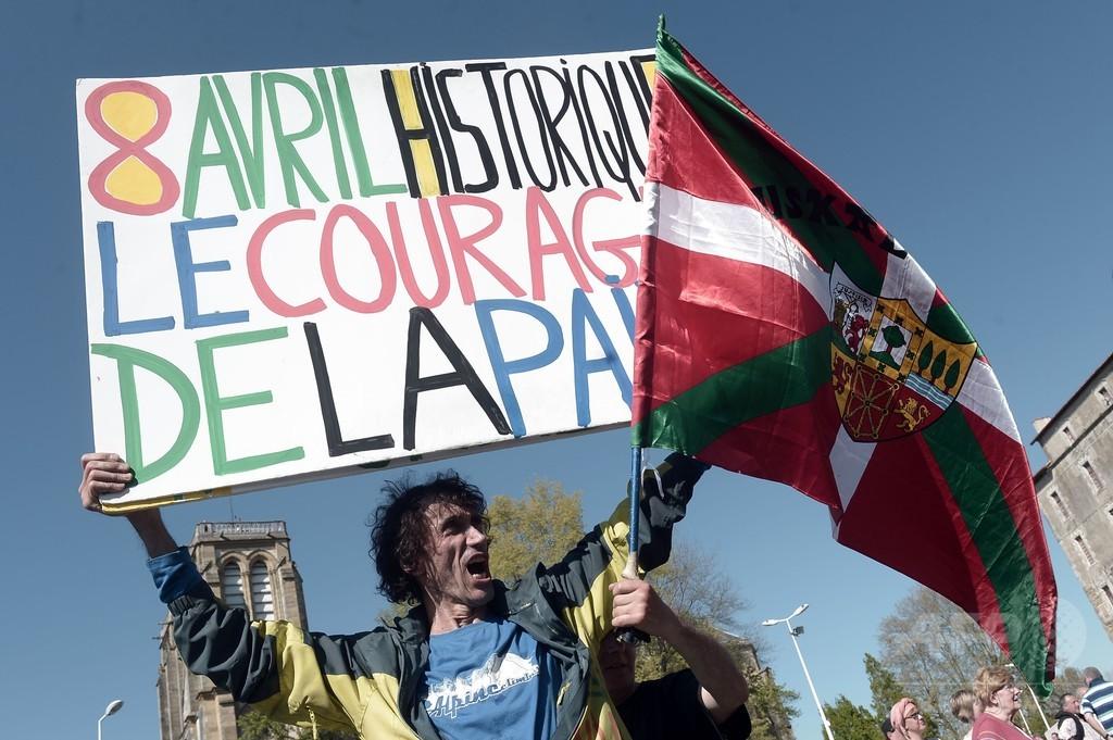 武装解除表明の「バスク祖国と自由」、仏警察に武器引き渡し