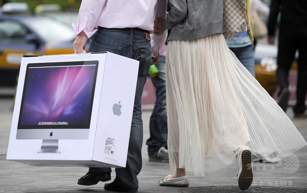 CIA、マック侵入ツール開発か 新品iPhone感染も、新文書で判明