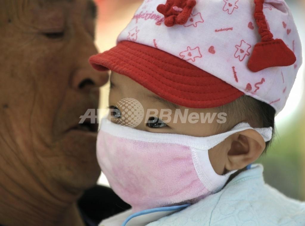 中国、シックハウス症候群で年間220万人の青少年が死亡