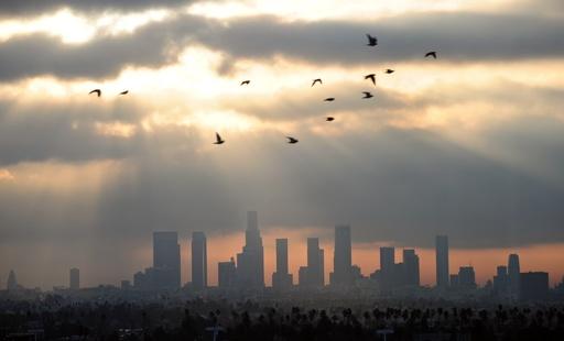 中国の大気汚染、米消費者にも一部責任 国際研究