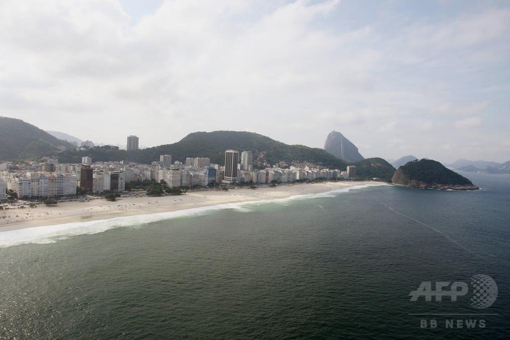 35日間漂流… ブラジル沖で対岸のアフリカ出身者ら25人救出