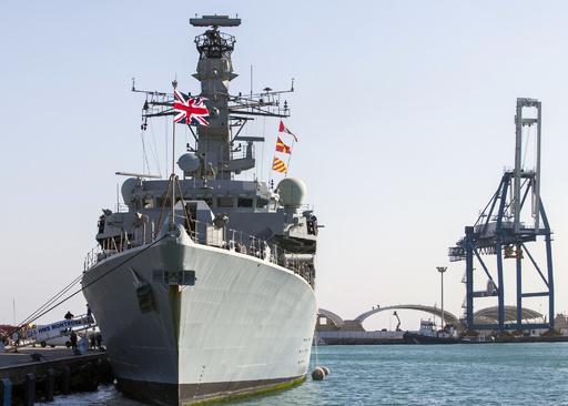 イラン、英タンカーの拿捕試み 中東ホルムズ海峡