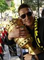 国内2冠達成のドルトムントが優勝パレード