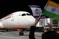 エア・インディア、イスラエル便でサウジ領空通過 世界初
