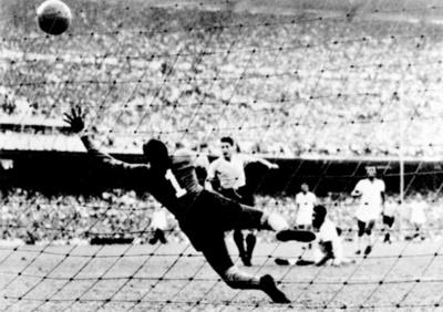 ブラジルを撃破したウルグアイが戴冠―1950年W杯ブラジル大会
