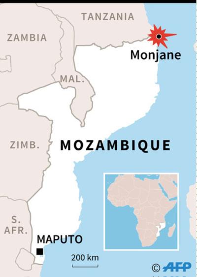 子どもら10人が首斬られ死亡、イスラム過激派の犯行か モザンビーク