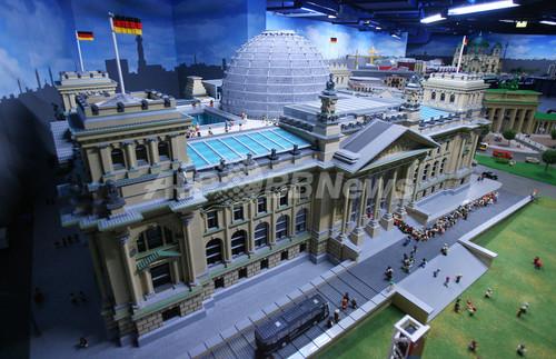もはやアート?「レゴランド・ディスカバリー・センター」、オープン - ドイツ