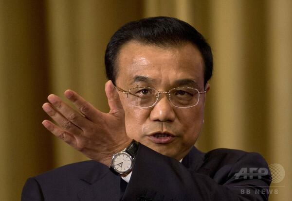 南シナ海「日本は介入するな」=中国首相