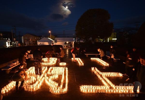 【写真特集】東日本大震災から6年、被災地で追悼式典