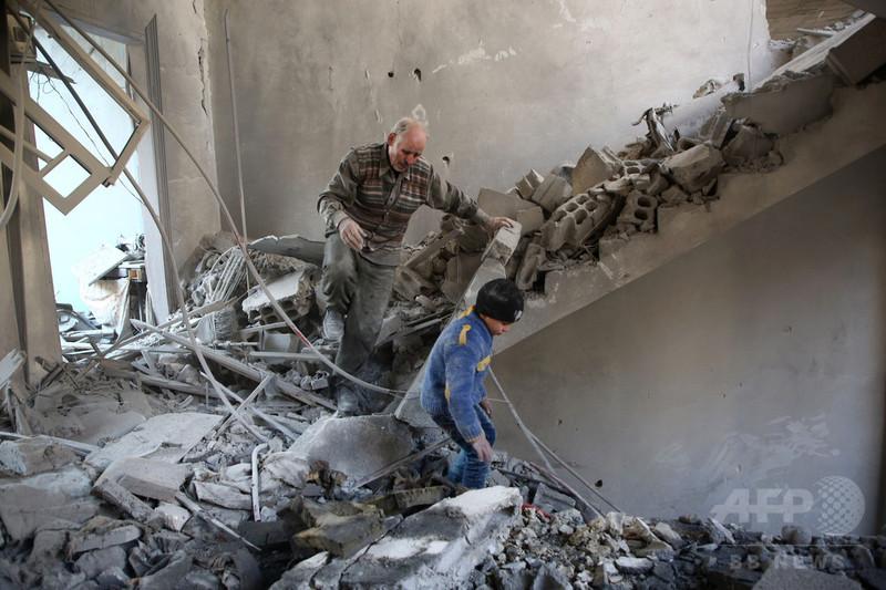 【特集】AFPのベストショット:1月27日~2月2日