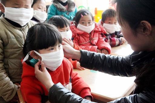 新型コロナウイルスによる肺炎の新規症例は見つからず 中国・武漢