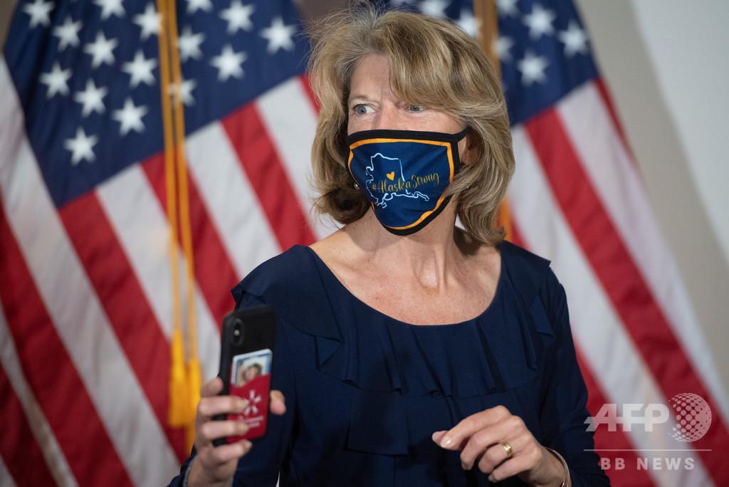 米アラスカ州上院議員、共和党離党 マティス氏の大統領非難に賛同