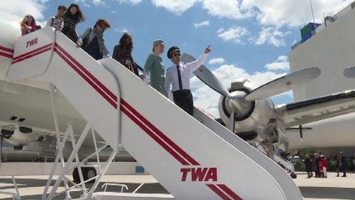 動画:60年代の雰囲気たっぷり! JFK空港にTWAホテルがオープン