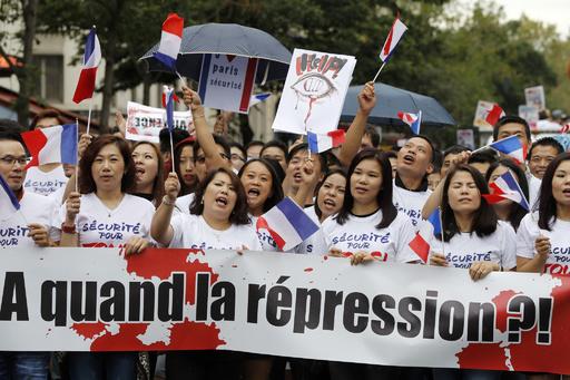 フランスで相次ぐアジア系襲撃 「アジア人は金持ち」の固定観念か