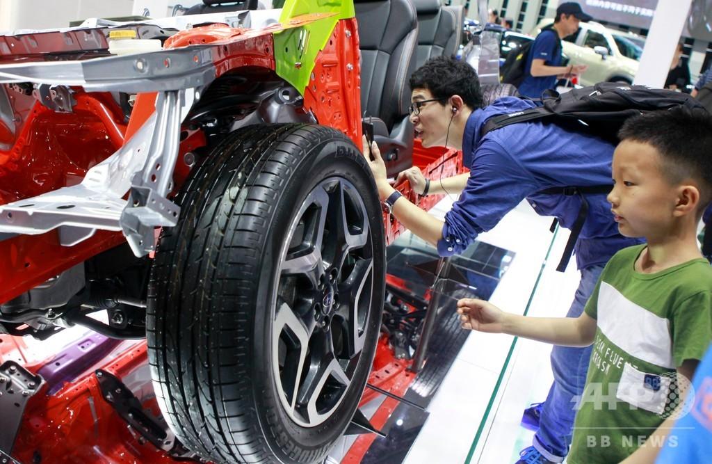 中国、7月の自動車消費指数「73.2」 8月の販売も好調見通し