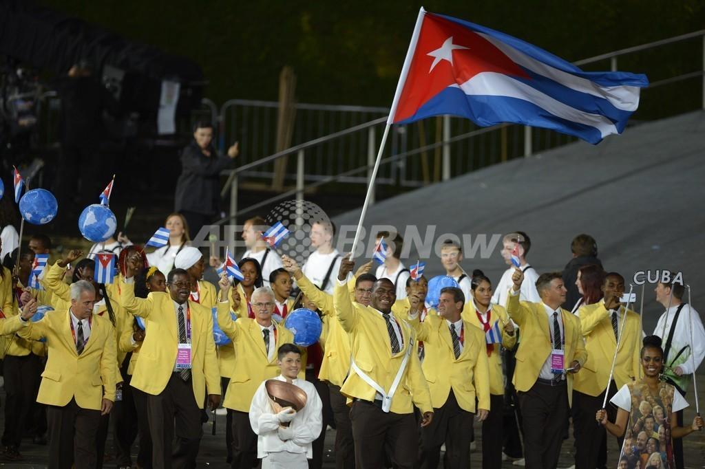 キューバ政府、スポーツ選手が獲得した報酬の保有を認める