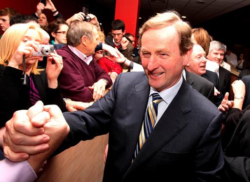 アイルランド総選挙、与党大敗で政権交代へ