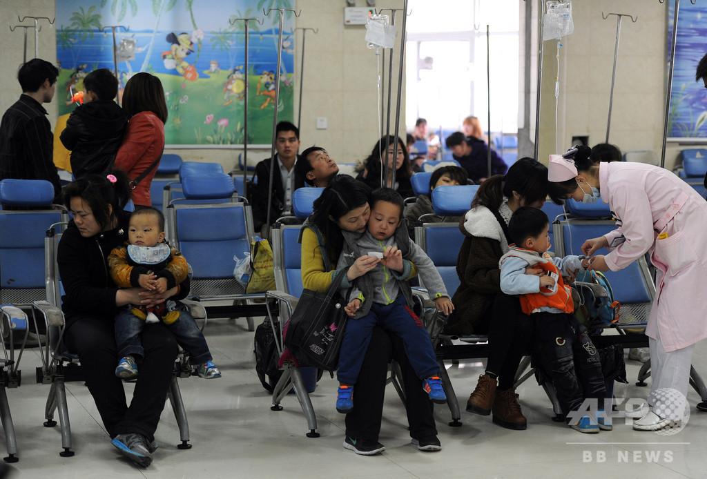 子どもの病気、AIが医師と同精度で診断 中国などのチームが開発