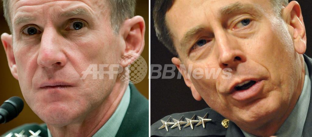 オバマ米大統領、駐アフガン司令官を解任 政権批判めぐり