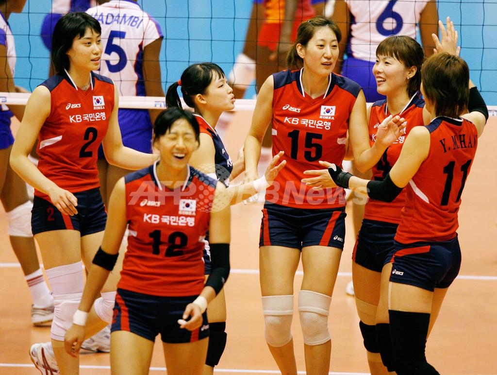 韓国 ケニアを降し4勝7敗の8位で大会を終える
