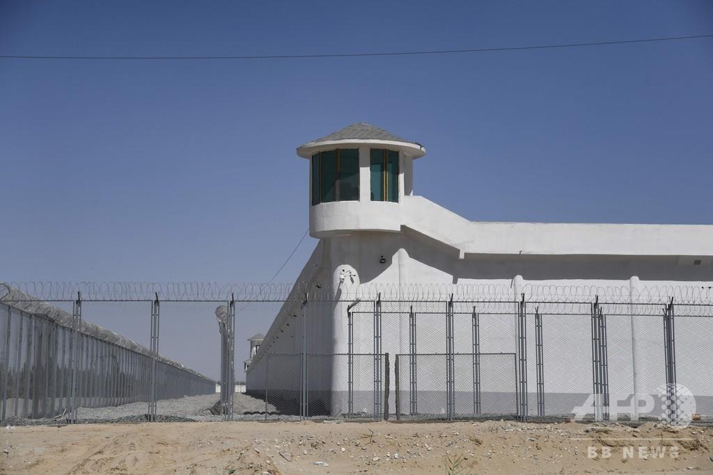 ウイグル人収容施設、散髪頻度まで厳しく管理 内部文書