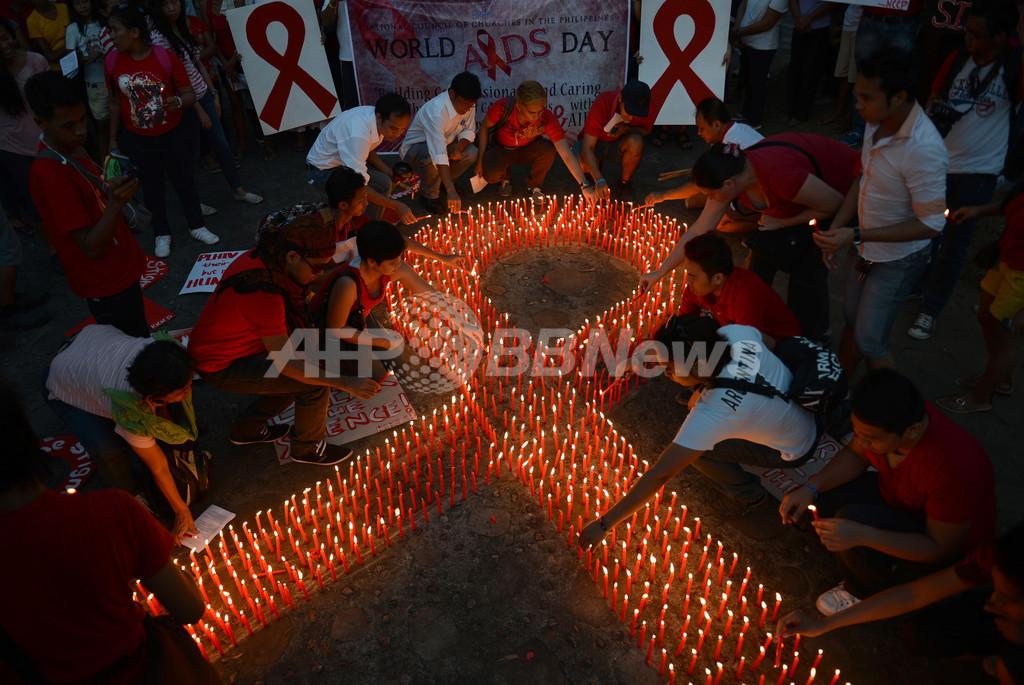 HIVが体内で身を隠す「透明マント」を発見
