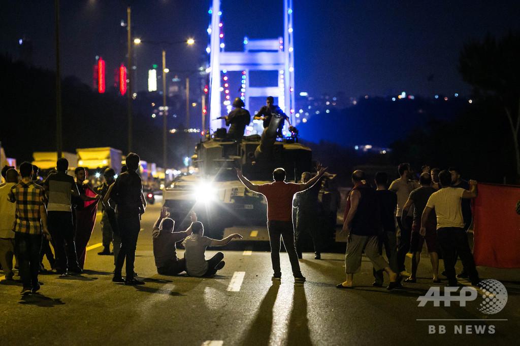 トルコ裁判所、2016年のクーデター未遂で121人に終身刑