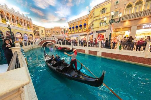 香港にかわる観光地として注目、マカオへの入境人数が過去最高に